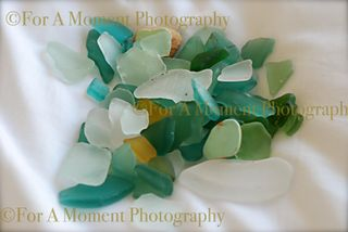 Web sea glass