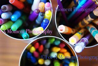 Crayons& pencils