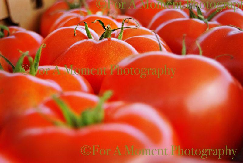 Yummy red tomato