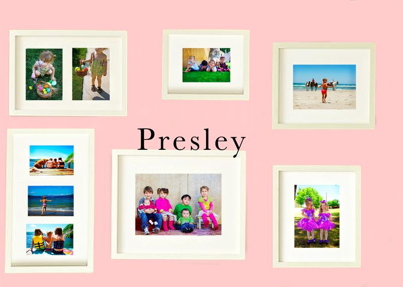 Presley wall