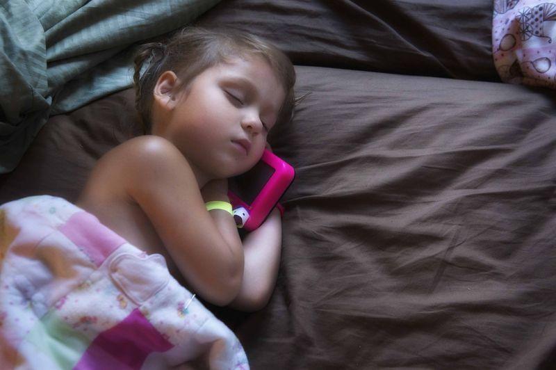 W.sleeping